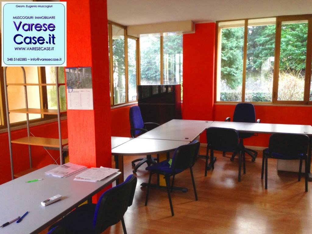 Ufficio in affitto in varese centro zona tribunale for Affitto ufficio