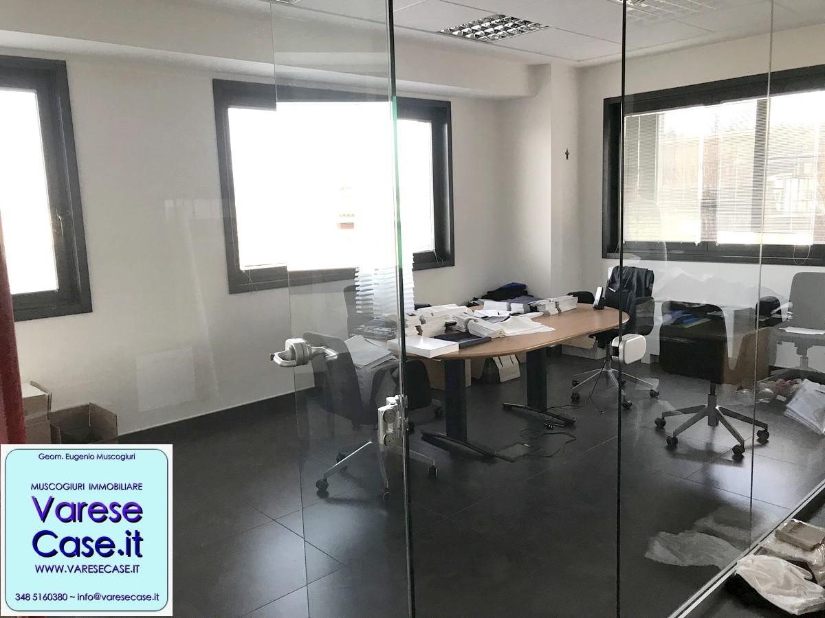 Ufficio Verde Gallarate : Ufficio di prestigio in affitto a bodio lomnago varesecase.it